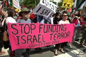 Stop funding Israeli terror